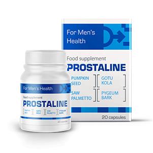 Prostaline капсули - цена, становища, съставки, форум, къде да купя, производител - България