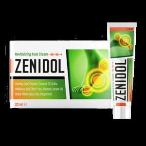 Zenidol крем - цена, мнения, съставки, форум, къде да купя, производител - България