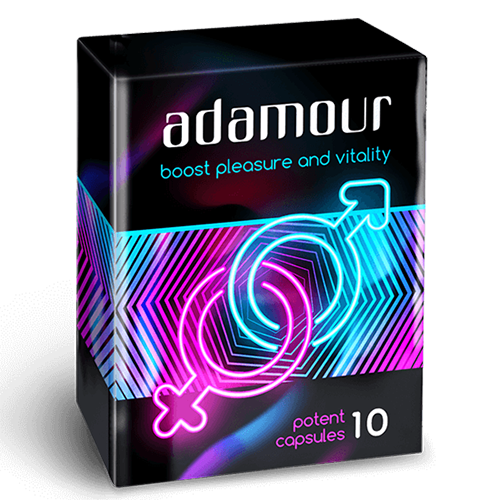 Adamour капсули - цена, мнения, съставки, форум, къде да купя, производител - България