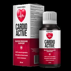 CardioActive капки - цена, мнения, съставки, форум, къде да купя, производител - България
