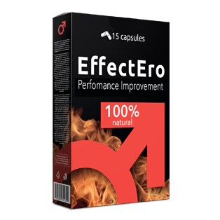 EffectEro капсули - цена, мнения, съставки, форум, къде да купя, производител - България