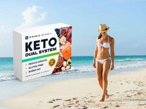 Keto Dual System капсули, съставки, как да го приемате, как работи, странични ефекти