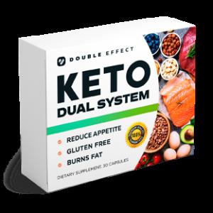 Keto Dual System капсули - цена, мнения, съставки, форум, къде да купя, производител - България