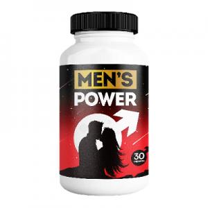 Men's Power капсули - цена, мнения, съставки, форум, къде да купя, производител - България