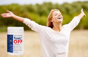 Toxic Off капсули, съставки, как да го приемате, как работи, странични ефекти