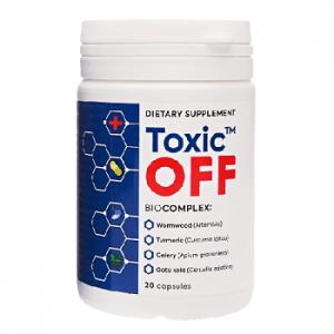 Toxic Off капсули - цена, мнения, съставки, форум, къде да купя, производител - България