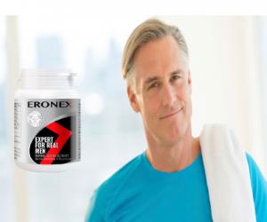 Eronex капсули, съставки, как да го приемате, как работи, странични ефекти