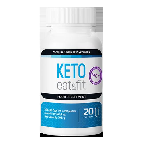 Keto Eat&Fit капсули - цена, мнения, съставки, форум, къде да купя, производител - България