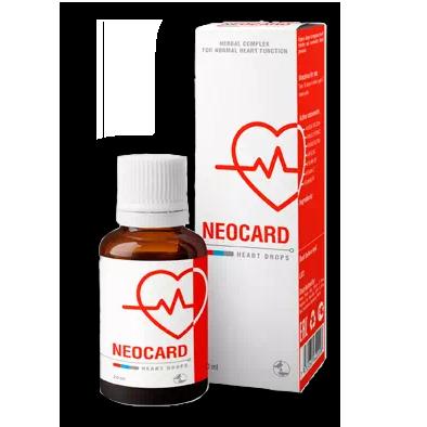 Neocard капки - цена, мнения, съставки, форум, къде да купя, производител - България