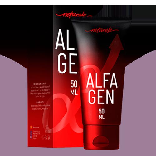 Alfagen гел - цена, мнения, съставки, форум, къде да купя, производител - България
