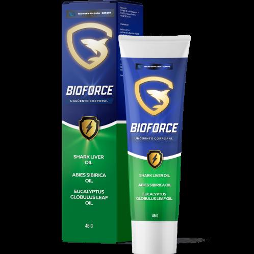 Bioforce крем - цена, мнения, съставки, форум, къде да купя, производител - България