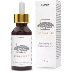 Hedrapure капки - цена, мнения, съставки, форум, къде да купя, производител - България