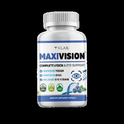 Maxi Vision капсули - цена, мнения, съставки, форум, къде да купя, производител - България