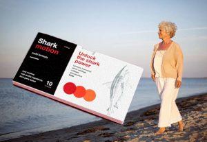 Shark Motion капсули, съставки, как да го приемате, как работи, странични ефекти