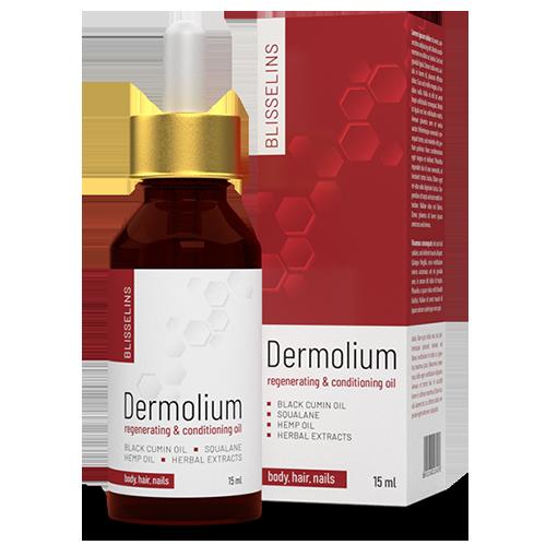 Dermolium серум - цена, мнения, съставки, форум, къде да купя, производител - България