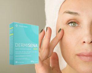 Dermisena таблетки, съставки, как се приема, как работи, странични ефекти