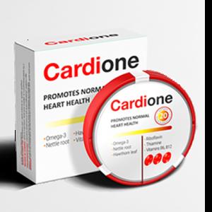 Cardione капсули - цена, мнения, съставки, форум, къде да купя, производител - България